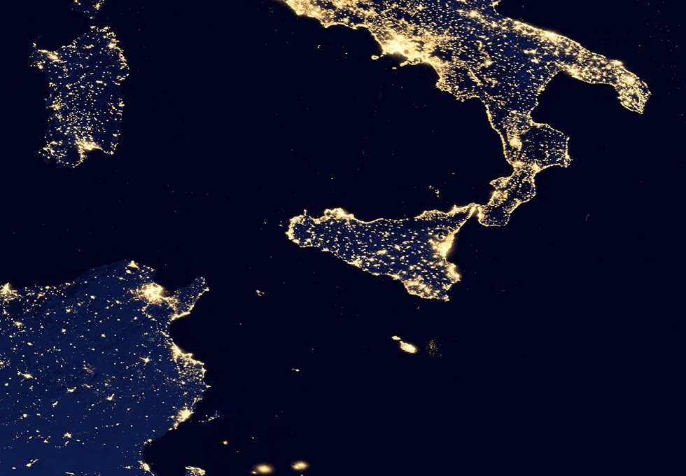 Ue Italia investimenti al Sud