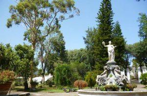 Orto Botanico al Parco Superiore della Reggia di Portici