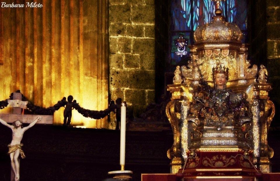 97617ea2aea5 Festa di Sant Agata di Catania  la terza per importanza nel mondo ...