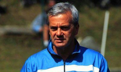 Simoni nelle vesti di allenatore del Napoli, nella stagione 1996/97