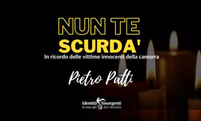 Pietro Patti Copertina