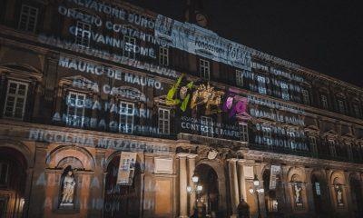 21 Marzo Proiezione Palazzo Reale