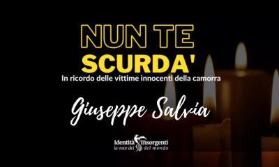 Giuseppe Salvia Copertina