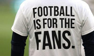 """La battaglia contro la Superlega racchiusa nel motto """"Football is for t"""